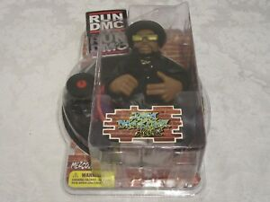 Mezco 2002 Run Dmc Jam Maître Jay Figurine A