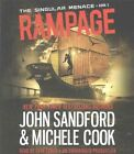 Rampage (the Singular Menace 3) Audio CD – Audiobook 12 Jul 2016