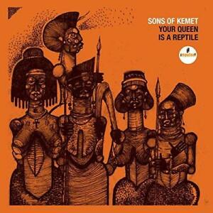 Sons-Of-Kemet-Your-Queen-Is-A-Reptile-NEW-CD