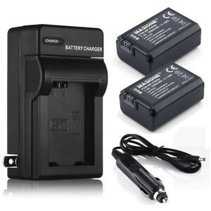 2x-NP-FW50-Battery-Charger-For-Sony-NEX-3-NEX-5-NEX-6-Alpha-7R-A35-A55-A6000