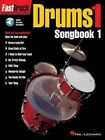 Fast Track: Drums 1: 1: Songbook by Hal Leonard Corporation (Mixed media product, 1998)