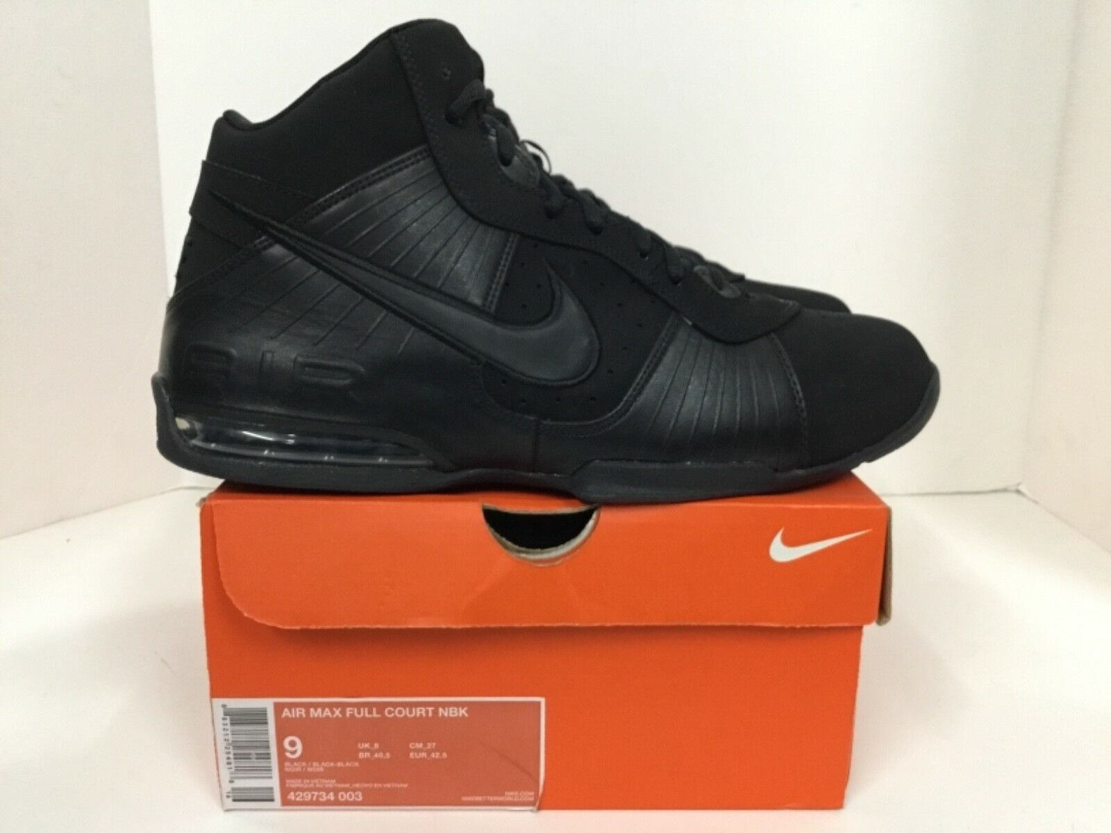 Nike Air Max Full Court Nbk StyleSize 9