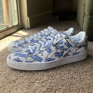 a3f087d02ae0 Puma X Basket Shantell Martin sneakers size 10 mens unisex New ...