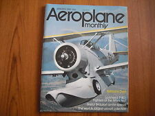 AEROPLANE MONTHLY - JANUARY 1976 - LOCKEED P-80, DOUGLAS DC-3