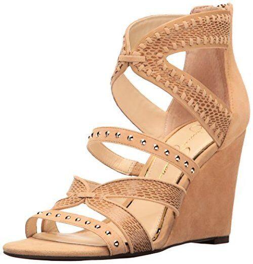 Jessica Zenolia Simpson Damenschuhe Zenolia Jessica Wedge Sandale- Pick SZ/Farbe. f9cdd6
