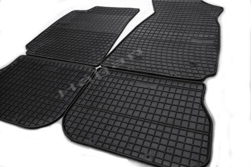 ab 2006 Gummimatten Gummi-Fußmatten für Fiat Sedici I Bj