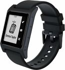 Pebble 2 SE Fitness Tracker Bluetooth Smartwatch for Android or iOS (Black)