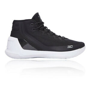 5d8d6ab420ce Image is loading Under-Armour-Mens-Curry-3-Basketball-Shoes-Black-