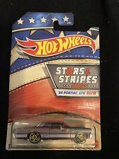 Stars /& Stripes Maßstab 1:64 NEU!° Hot Wheels GJW63-75 Chevrolet Camaro RS rot