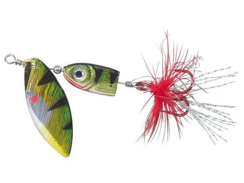 Balzer Colonel Reality 3D Lead-Head Spinner Spinning lure bait Köder 10g