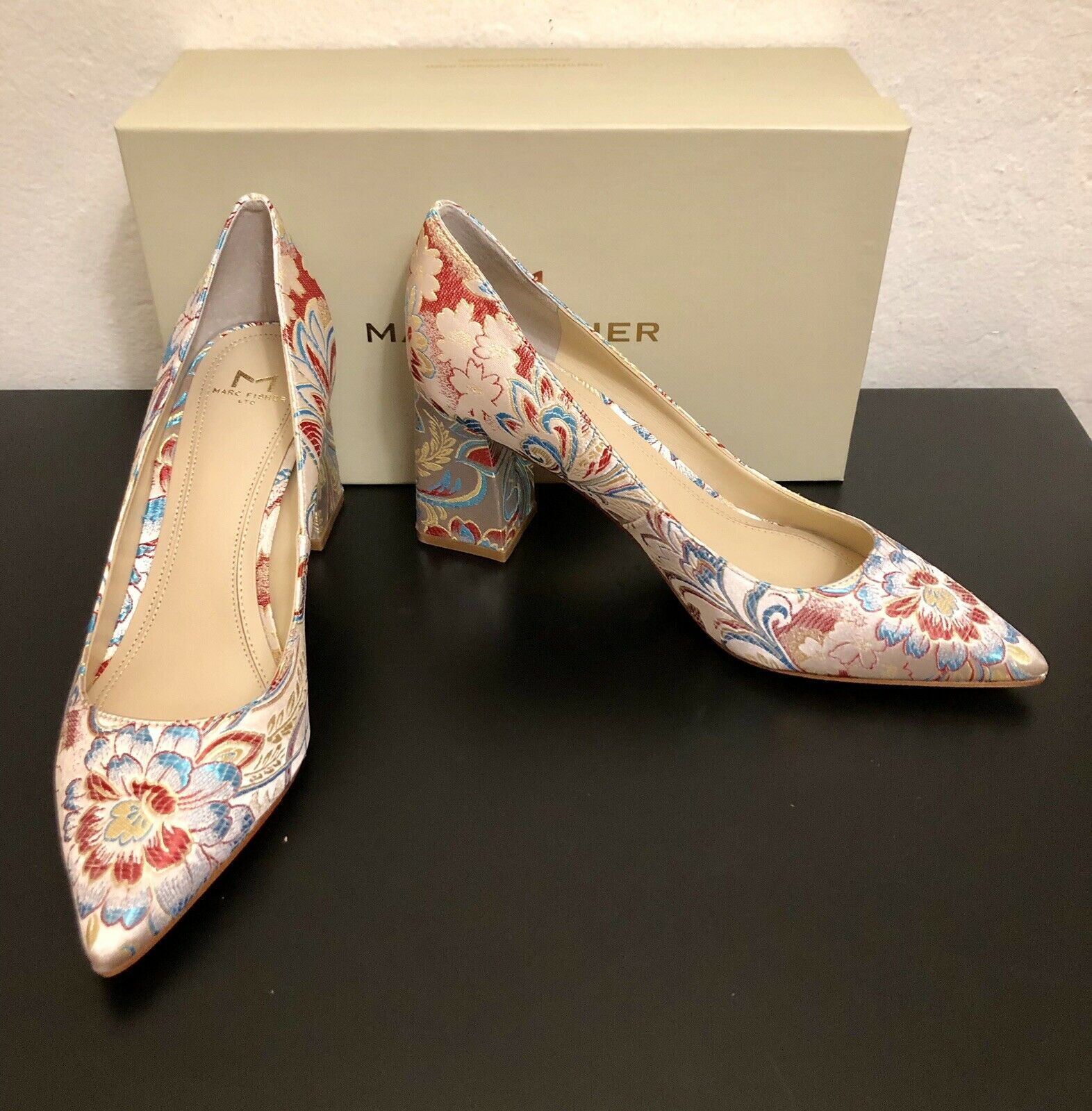 NEW Marc Fisher LTD - Zala Pump SZ 7 Retail  160