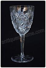 Verre à eau en cristal taillé de Baccarat modèle Lagny 18,3 cm