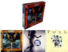 "JETHRO TULL "" The Broadsword and the Beast "" Japan Mini LP 3 CD Box"