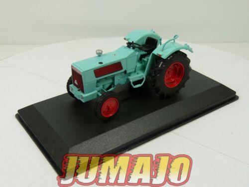 TR104 Tracteur 1//43 Hachette RUSSIE Hanomag Brillant 601 1967