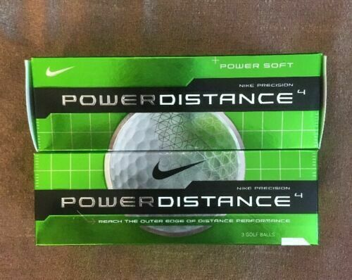 df2a693b60921 Nike Precision Power Distance 4 Power-soft Golf Balls for sale online | eBay