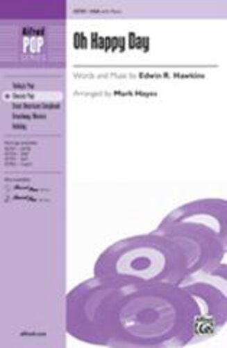 upper equal voices Mark Unison arranger Oh Happy Day SSA; Hayes 35759