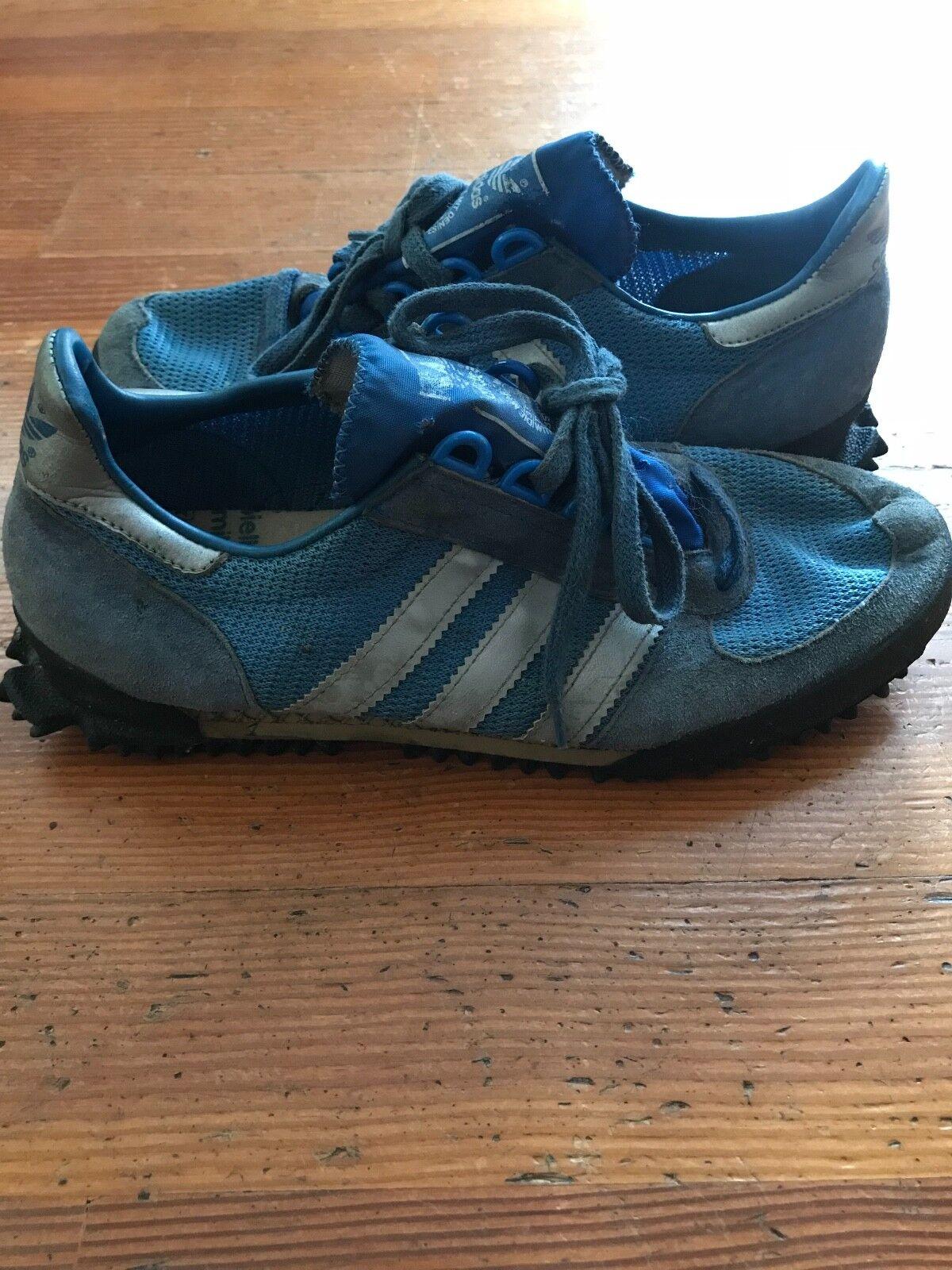 Adidas Marathon Trainer Made In Yugoslavia 70's 80's Vintage Comfortable