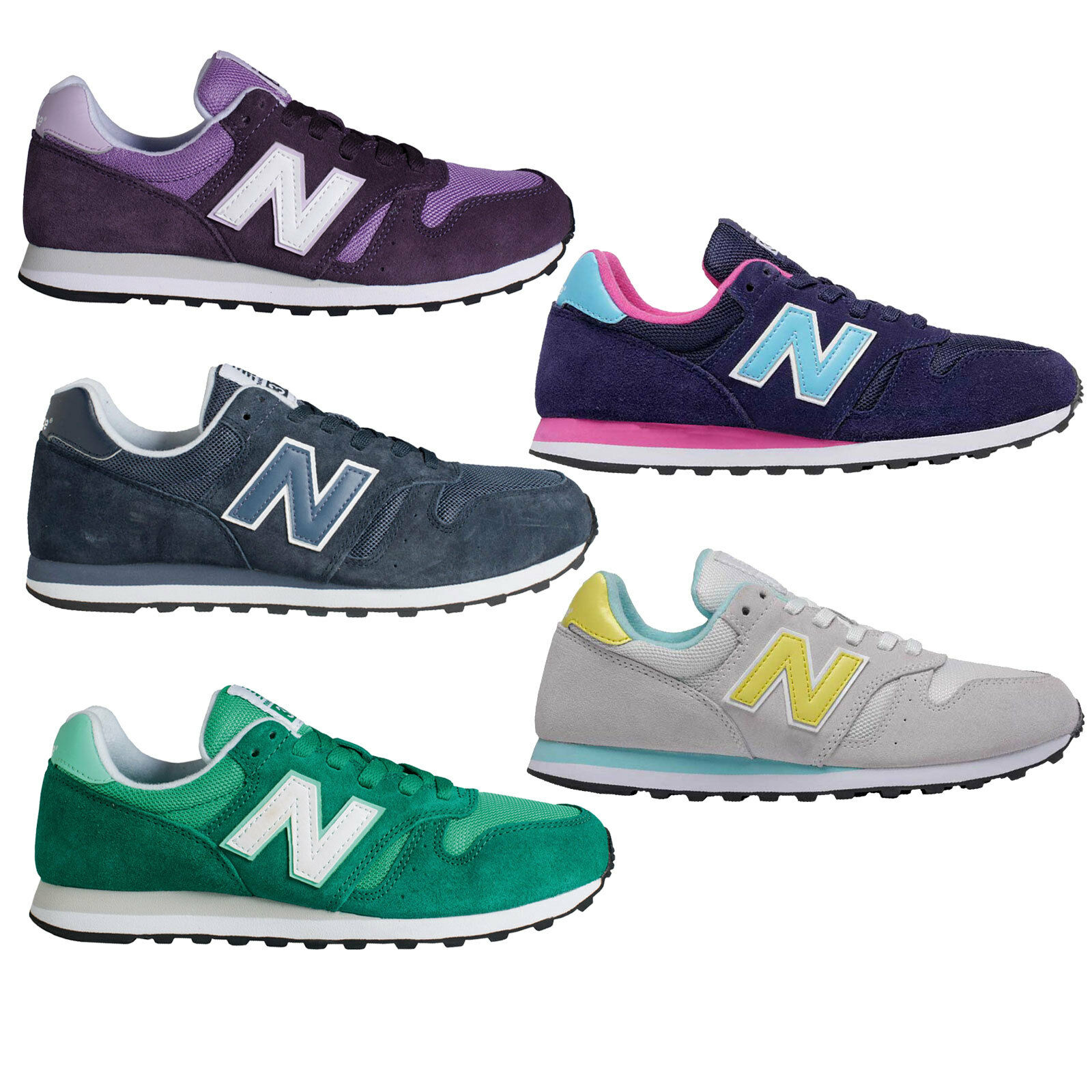 New Balance 373 Sneaker women shoes da Ginnastica shoes Stivali