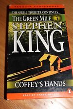 Green Mile: Coffey on the Mile 6 by Stephen King (1996, Cassette, Abridged)
