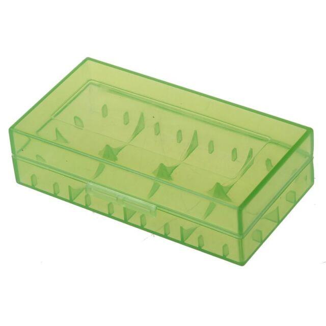 Batteriebox Batterie Case Aufbewahrung Schutzbox Transport-Box Akkubox 1865 C1O3