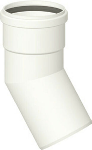 Abgassystem Brennwert DN 80 PP Rohr Bogen Revision Abgaszubehör Kunststoff