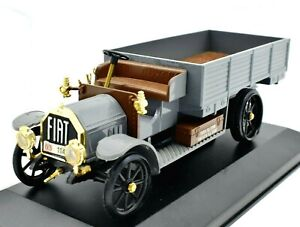 Model Car Rio Fiat Truck 18 Bl Scale 1:43 modellcar Static Truck