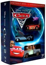 Cars 2 + Sammelfiguren Limitiert (Walt Disney)                         DVD   555