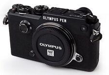 Olympus pen-f penf pen F negro carcasa body Olympus-distribuidor una pieza única