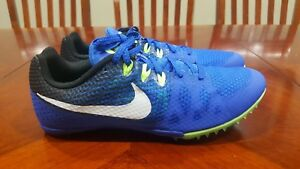46ce3a38f565 Nike Zoom Rival M 8 Track Spikes Distance Sprinting 806555-413 Men s ...