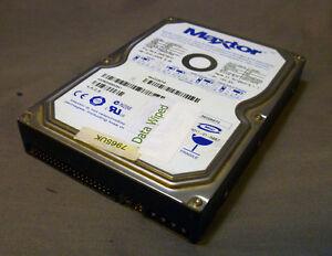 4d060h3, code dah017k0, nmbb, maxtor 60gb ide 3. 5 hard drive.