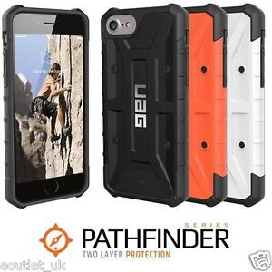 new product 0e7ac dae02 Details about Urban Armor Gear (UAG) iPhone 8/7 Plus Pathfinder Military  Spec Case - Tough