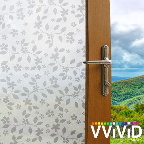 Petunia Adhesive Window Films Vvivid Vinyl wrap decal sticker mirror VK-3708