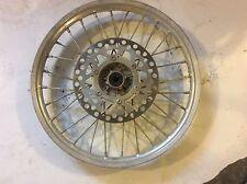 2004 Kawasaki KX85 KX 85 Front Wheel Rim Spokes Hub