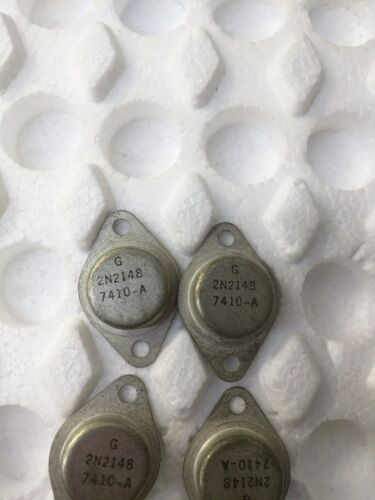 Germanium Transistor Output Driver 2N2148 RCA// BSC  1 pc lot  only make offer