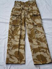 Inglese Deserti Camo pantaloni,Trousers Tropicale DPM,1.Version,Gr.75/68/84,XS