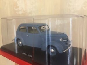 KIM-10-50-Scale-1-24-Hachette-Diecast-model-car-USSR