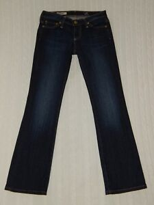 f13ac92a888 ADRIANO GOLDSCHMIED ag – Size 24 – THE ANGELINA PETITE BOOT CUT ASD ...