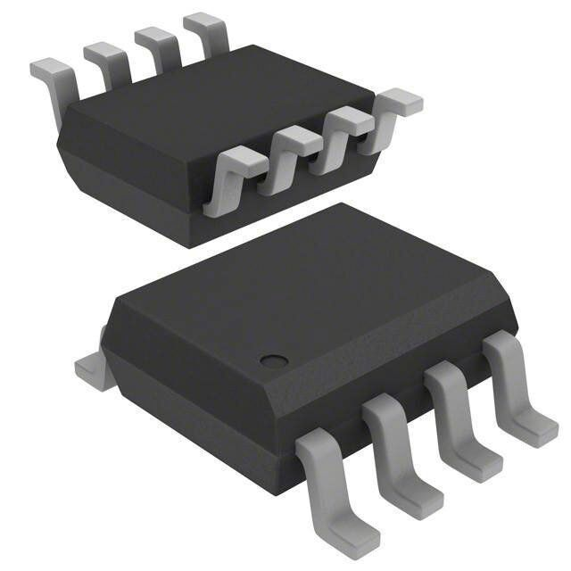 IRF7343PBF MOSFET N/P-CH 55V 8-SOIC