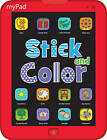 myPad Stick and Color by Thomas Nelson (Paperback / softback, 2012)