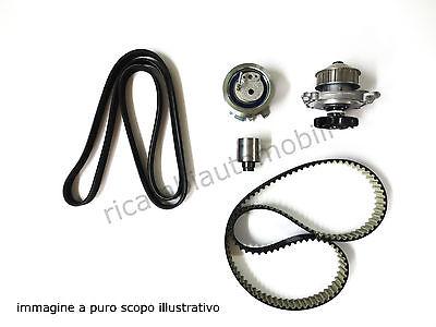 Cinghia Distribuzione+Pompa Acqua+Servizi Peugeot 807 2.0 HDi 79 KW FAP Mnv