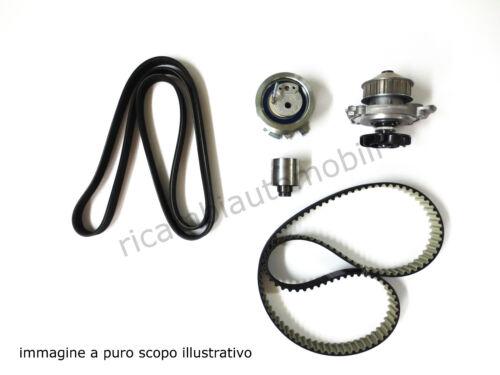 Kit Distribuzione+Pompa Acqua+Cinghia Servizi Ford Mondeo 2.0 TDCi 103 Kw Ber