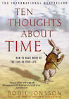 Ten Thoughts About Time by Bodil Jonsson (Paperback, 2005)