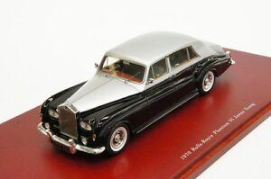 Rolls Royce Phantom Vi James Young 1970 1/43 Tsm114317 Truescale