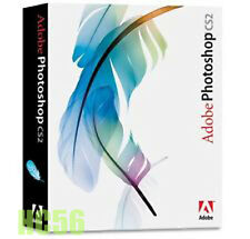 YOU OWN IT! NOT A PHONY PIRATED DOWNLOAD - Adobe Photoshop CS2 Windows XP, 7, 10