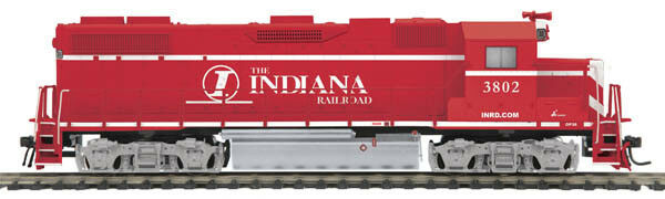 MTH Indiana Ferrocarril GP38-2 Diesel Ho Con decodificador DCC y Sonido PS-3 85-2023-1