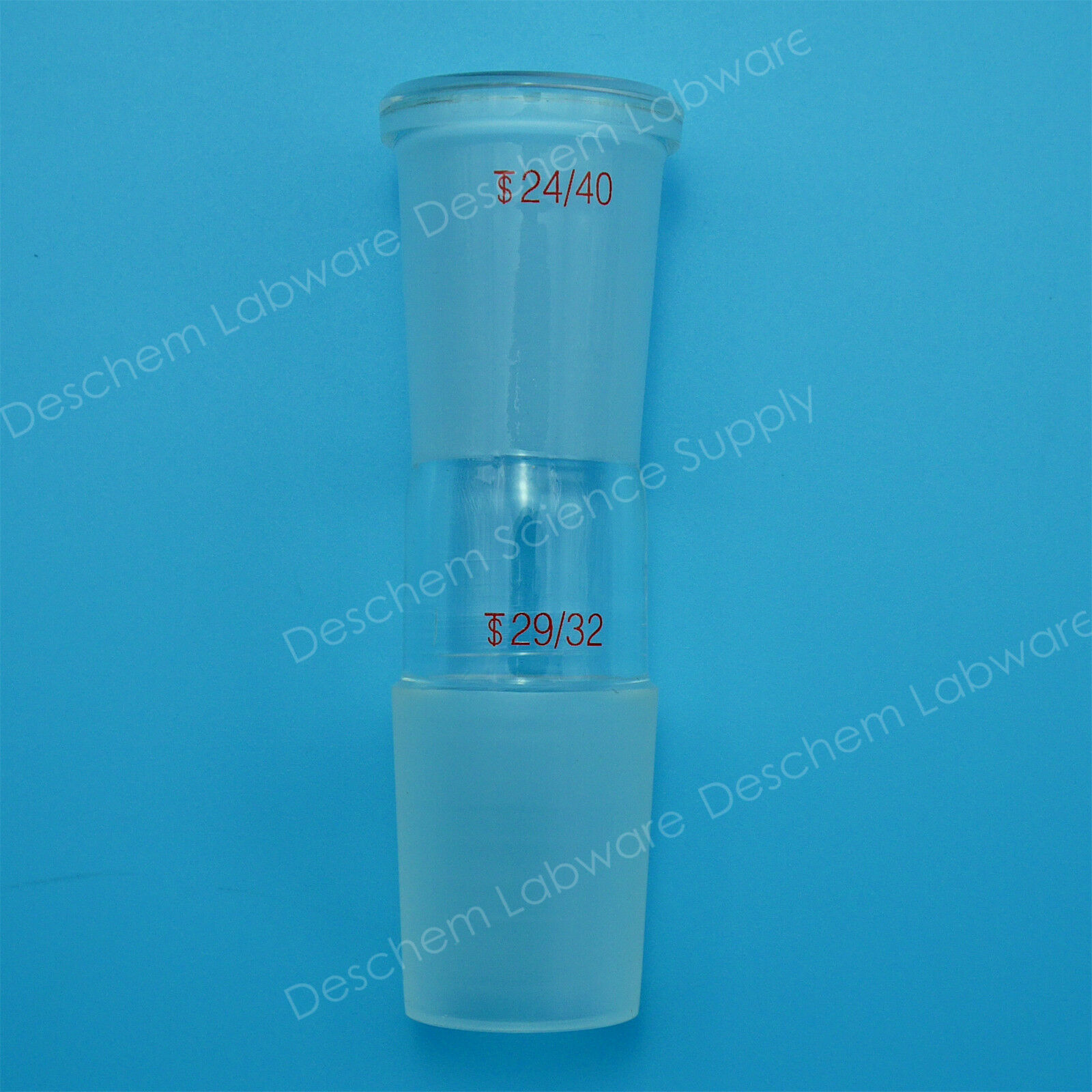 Glass Reducing Joint from 29/32 to 24/40,Lab Glassware 3
