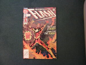 DC-COMICS-FLASH-ISSUE-50-DATED-MAY-1991