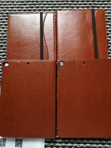 Ztotop-new-iPad-9-7-inch-Case-Multiple-viewing-Angles-leather-brown