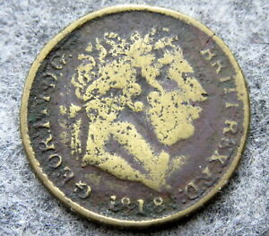 GREAT-BRITAIN-GEORGE-III-TOKEN-IMITATION-1818-ONE-SHILLING-MADE-OF-BRONZE
