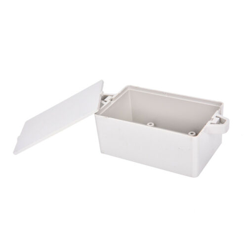 Waterproof Plastic Cover Project Electronic Instrument Case Enclosure Box UK F4